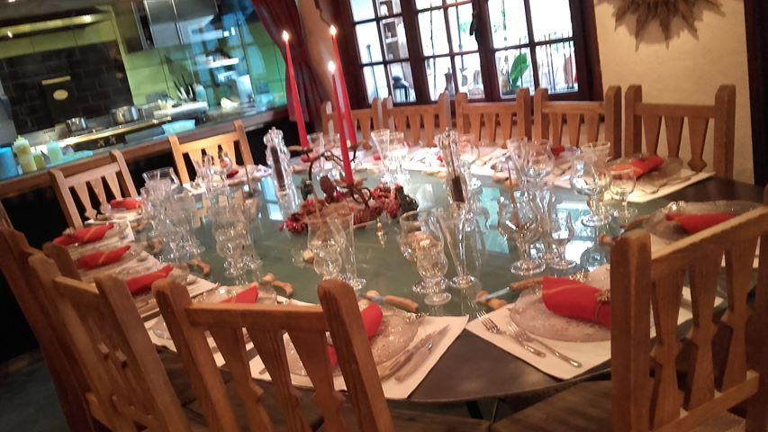 Les Tables de Philippe - Restaurant gastronomique Chamonix Mont-Blanc