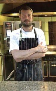 Chef Teo Hadzhiyski - les tables de philippe chamonix mont-blanc