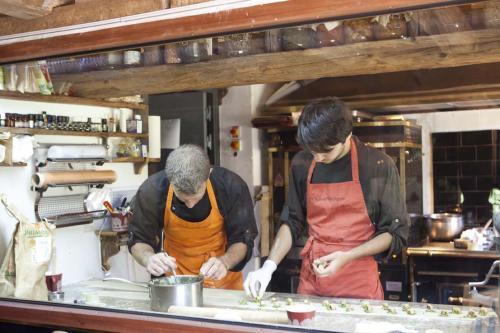 Restaurant Les Tables de Philippe Chamonix Mont-Blanc